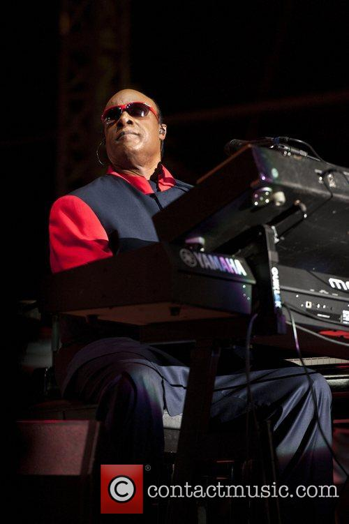 Stevie Wonder and Bestival 7
