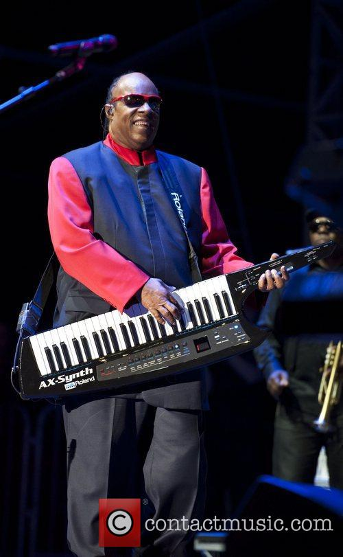 Stevie Wonder and Bestival 8