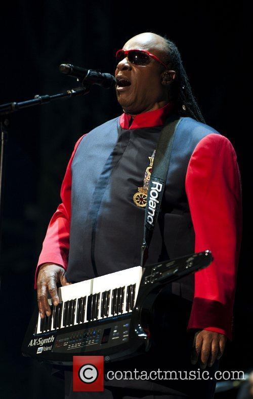 Stevie Wonder Keytar