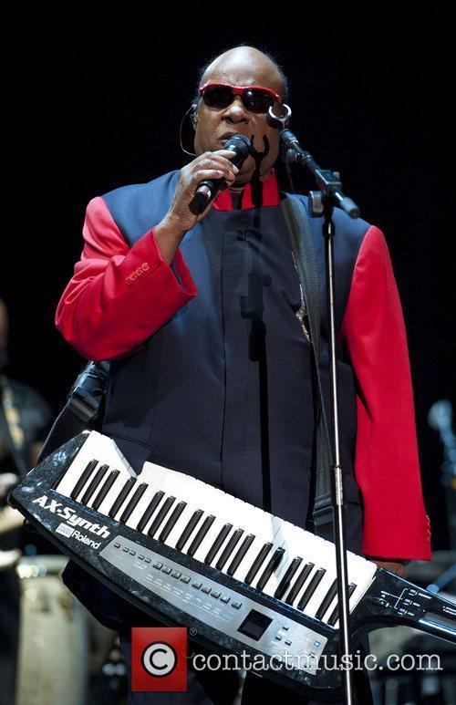 Stevie Wonder and Bestival 12