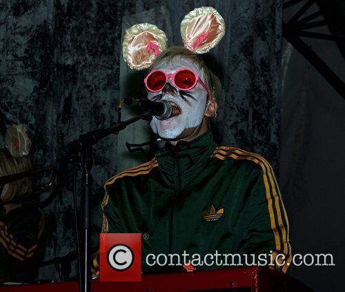 Ben Hudson of BIGKids Bestival 2012 held at...