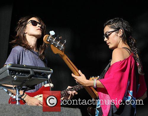 Warpaint and Bestival 3