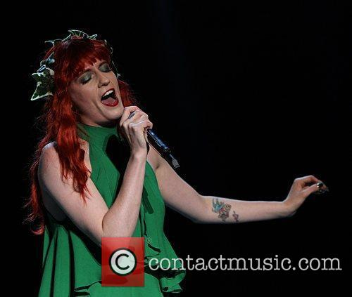 Florence Welch and Florence And The Machine 11