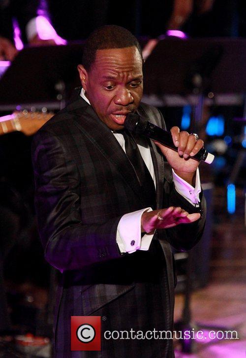 Freddie Jackson BET 2012 UN Day 'A Message...