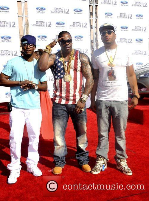 Busta Rhymes ,  The BET Awards 2012...