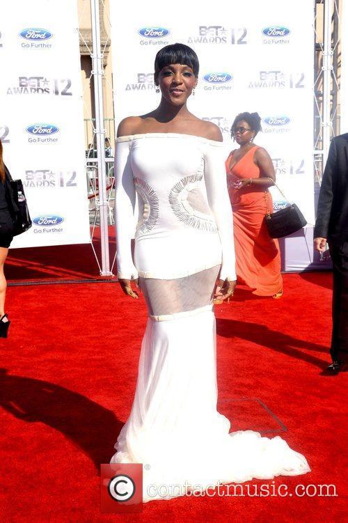 Dawn Richard ,  The BET Awards 2012...