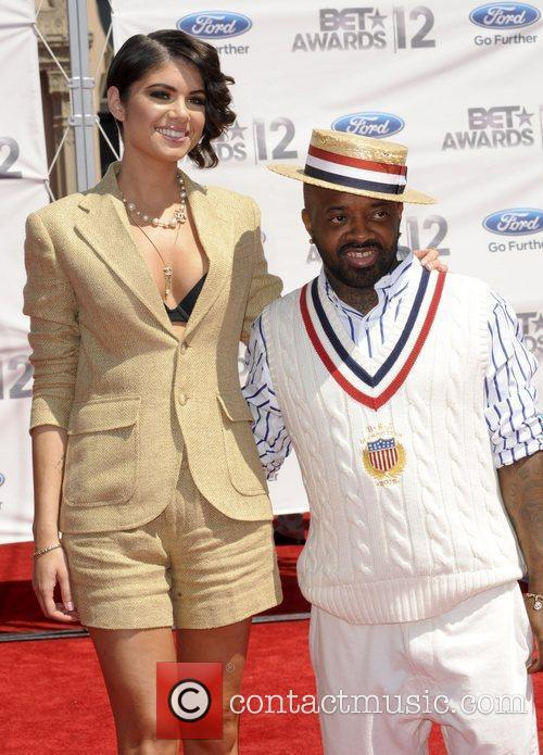 Guests ,  The BET Awards 2012 -...