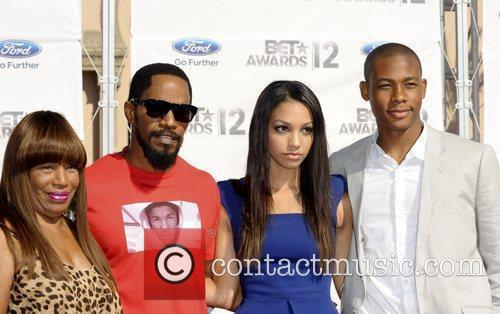 Jamie Foxx and Bet Awards 2