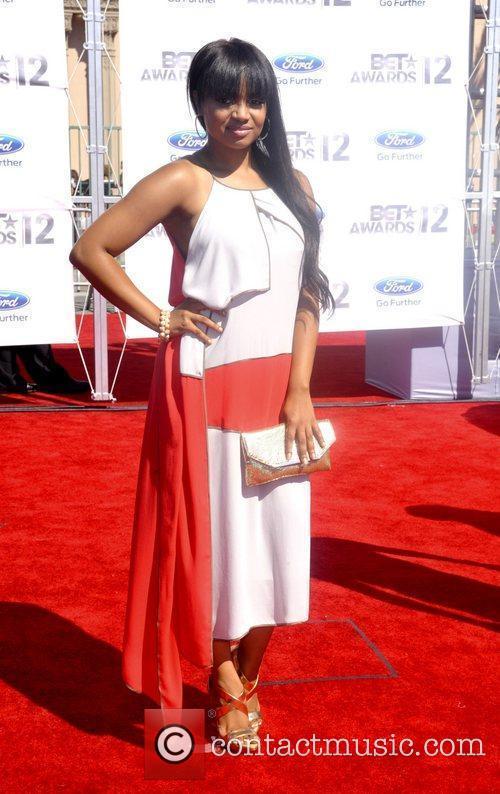 Kyla Pratt ,  The BET Awards 2012...