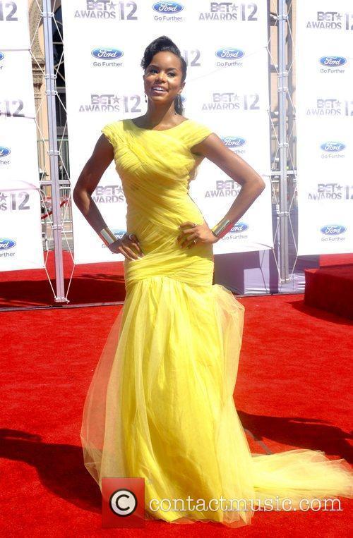 Letoya Luckett ,  The BET Awards 2012...