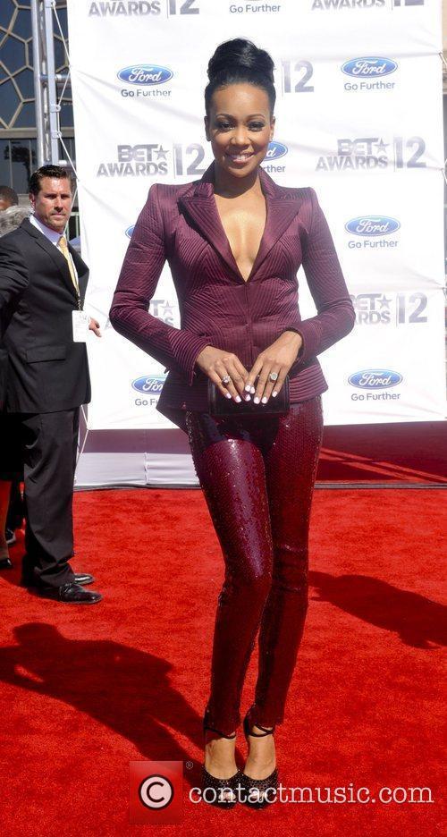 Monica Denise Brown ,  The BET Awards...