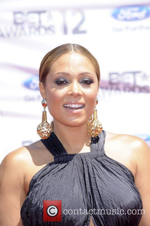 Tamia, Al Sharpton and Bet Awards 1