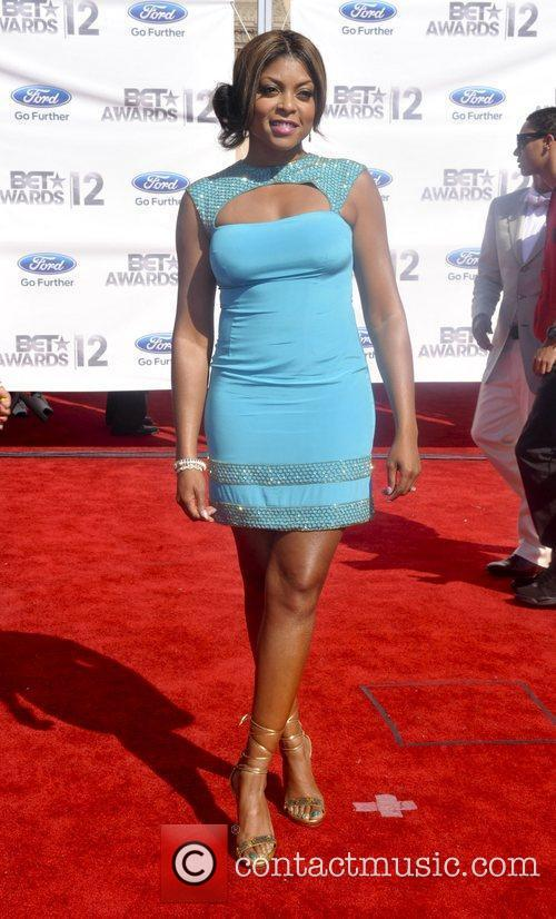 Taraji P Henson and Bet Awards 8