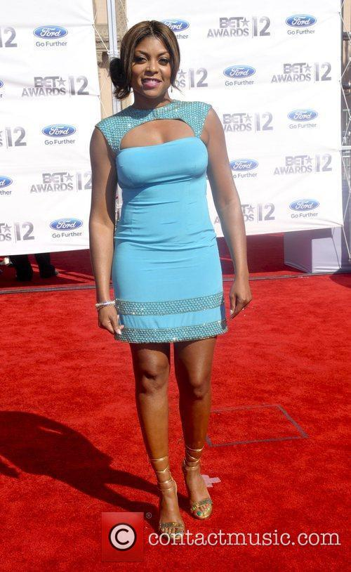 Taraji P Henson and Bet Awards 10