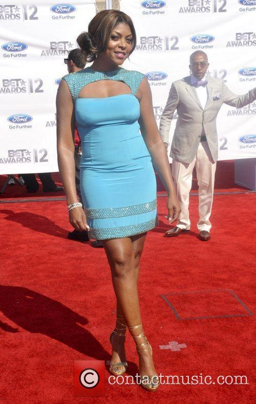 Taraji P Henson and Bet Awards 11