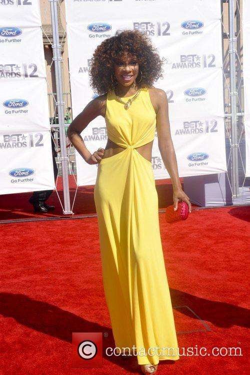 Wendy Raquel Robinson ,  The BET Awards...