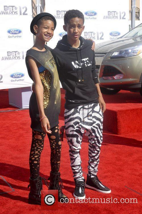 Willow Smith, Jaden Smith and Bet Awards 4