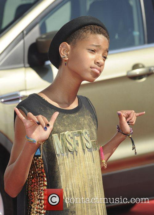 Willow Smith and Bet Awards 10