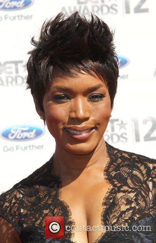 Angela Bassett 2012 BET Awards - Arrivals held...