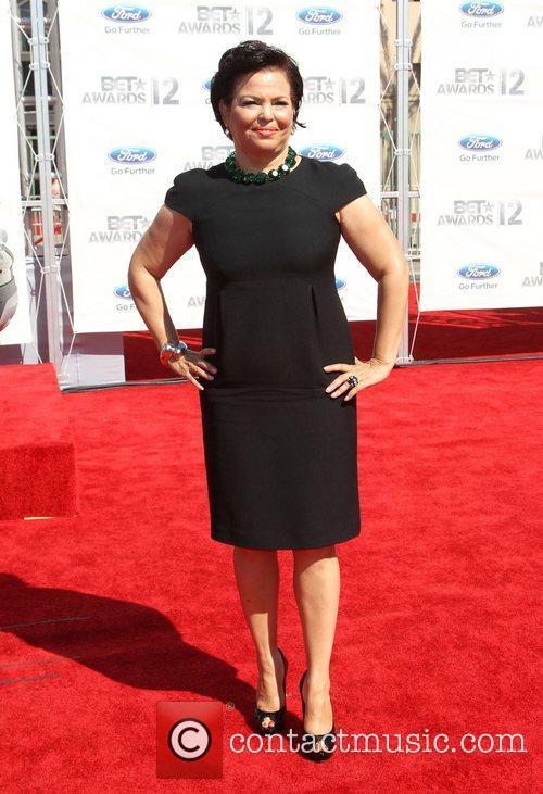 Debra Lee 2012 BET Awards - Arrivals held...