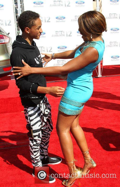 Jaden Smith, Taraji P Henson and Bet Awards 2