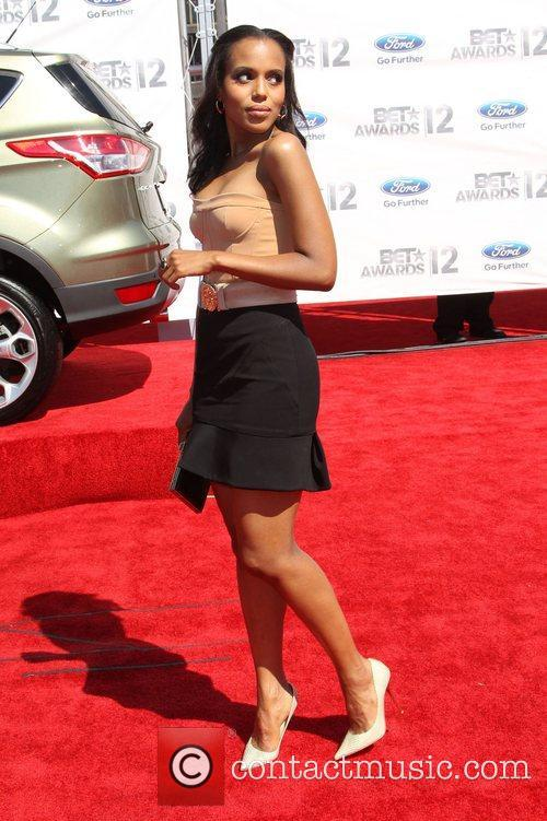Kerry Washington and Bet Awards 6