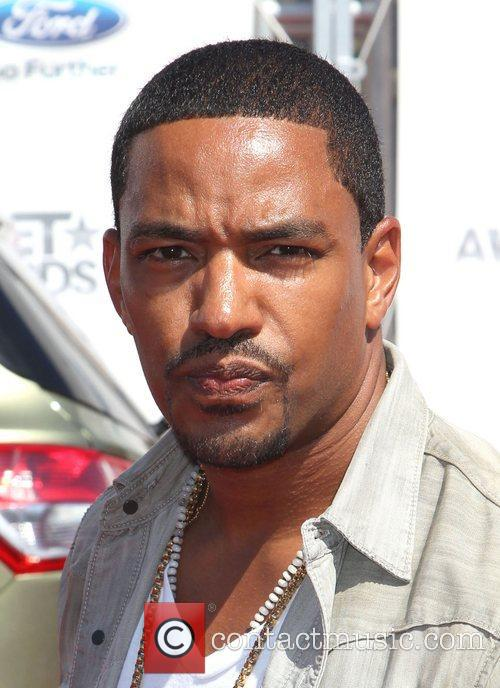 Laz Alonso and Bet Awards 2