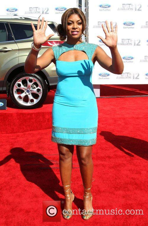 Taraji P Henson and Bet Awards 3