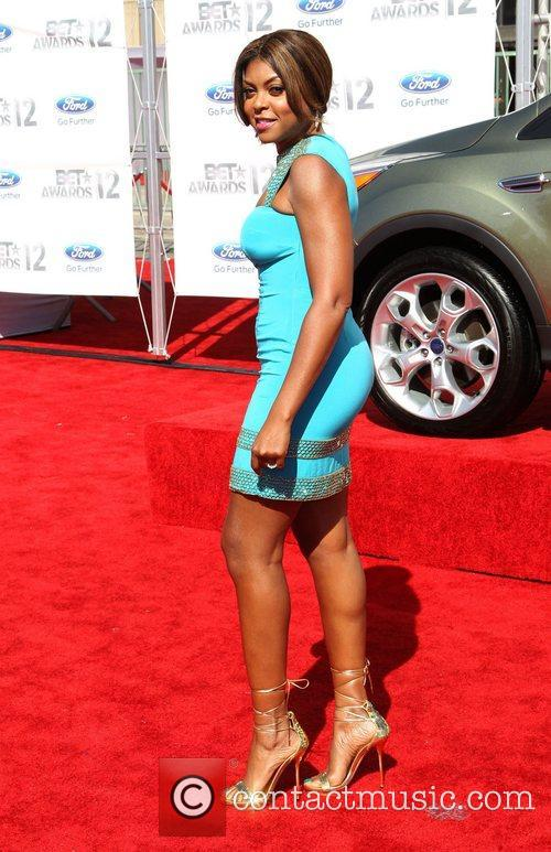 Taraji P Henson and Bet Awards 1