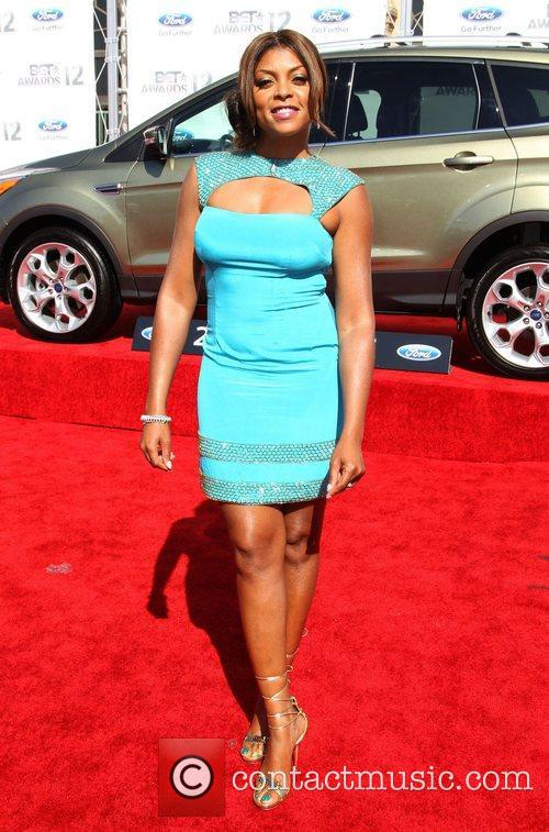 Taraji P Henson and Bet Awards 5