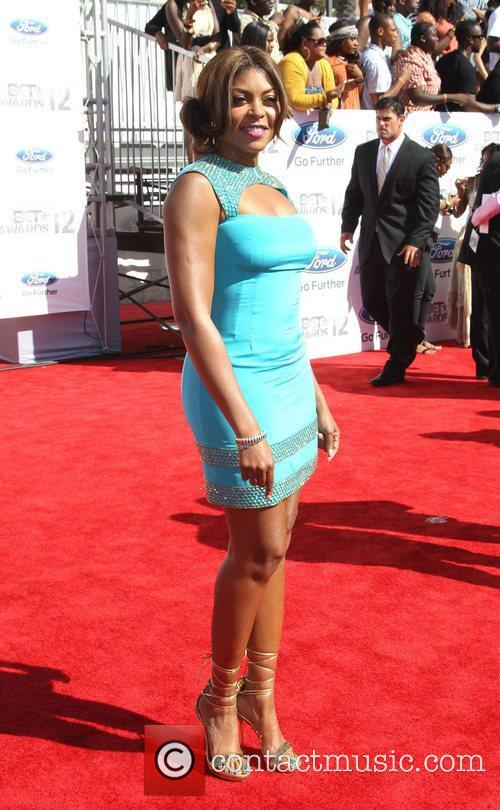 Taraji P Henson and Bet Awards 7