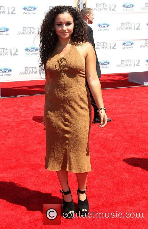 2012 BET Awards at The Shrine Auditorium -...