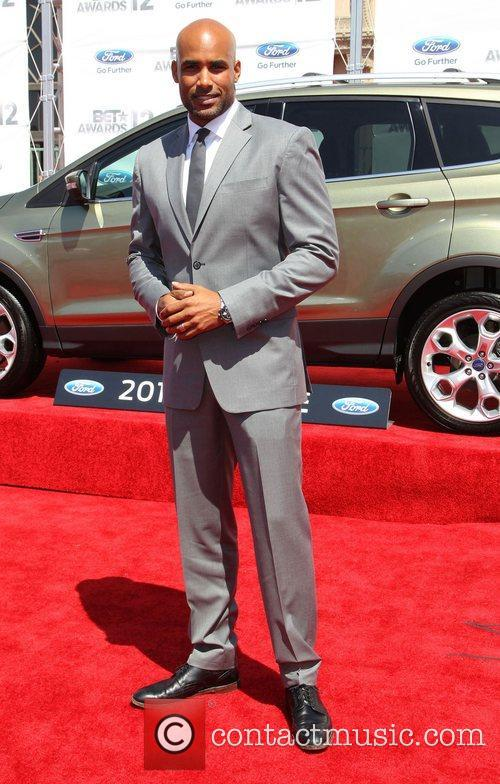 Boris Kodjoe 2012 BET Awards at The Shrine...