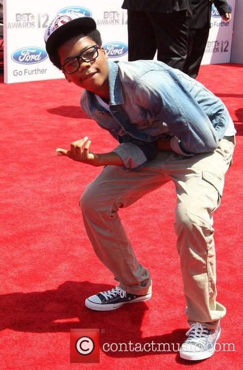Brian Bradley, Astro 2012 BET Awards at The...