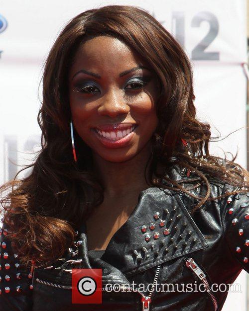 Jessy Wilson 2012 BET Awards at The Shrine...