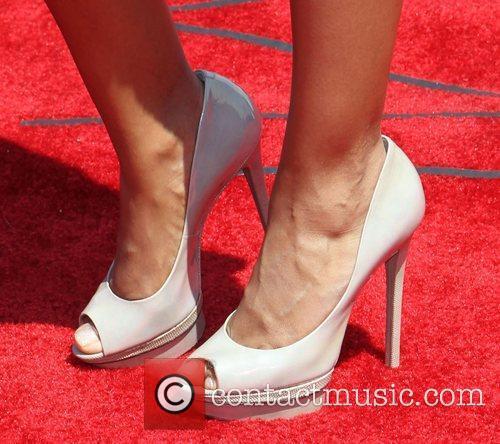 Joyful Drake 2012 BET Awards at The Shrine...