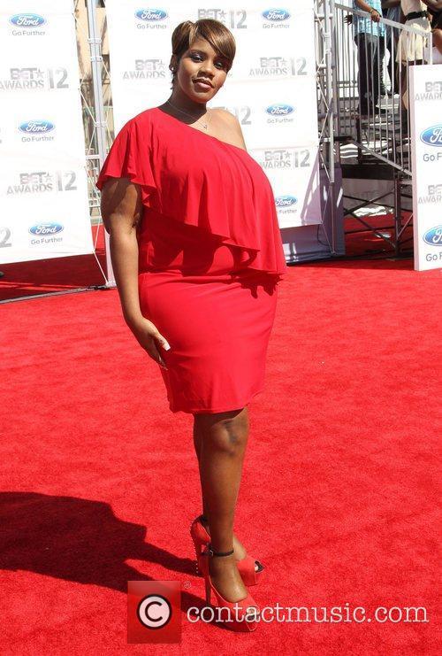 Kelly Price 2012 BET Awards at The Shrine...
