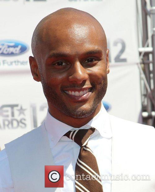 Kenny Lattimore and Bet Awards 3