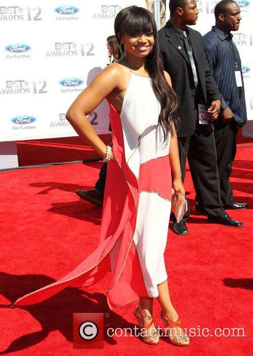 Kyla Pratt 2012 BET Awards at The Shrine...