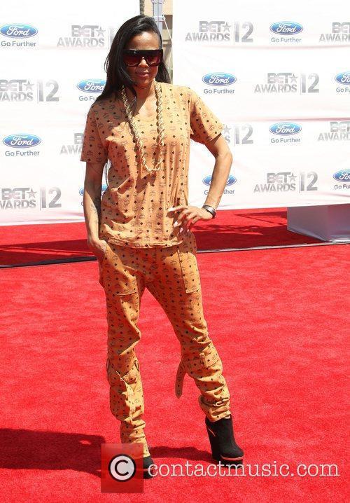 Laurieann Gibson 2012 BET Awards at The Shrine...