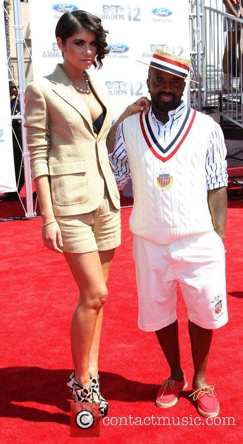 Jermaine Dupri and Bet Awards 5