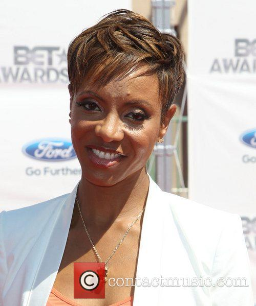 Mc Lyte and Bet Awards 1