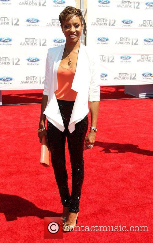 Mc Lyte and Bet Awards 2