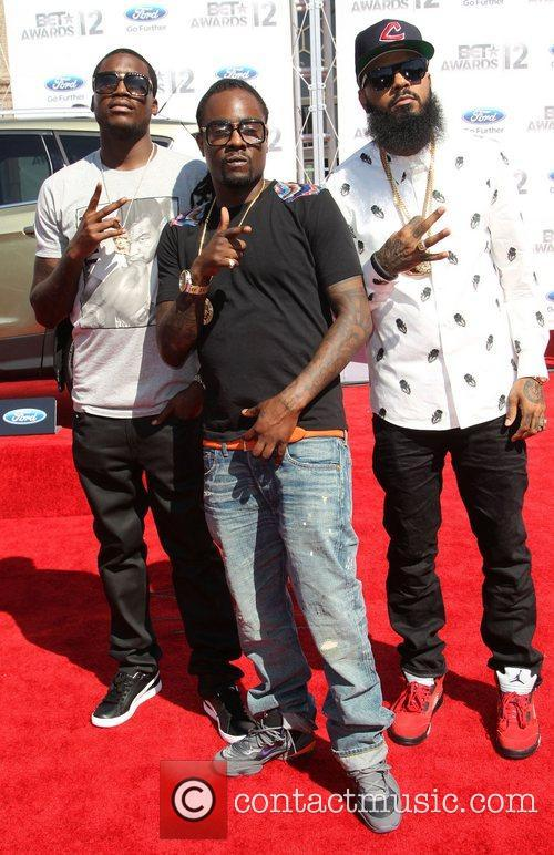 Wale and Bet Awards 4