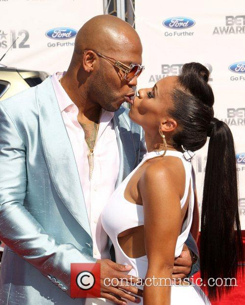 Flo Rida and Bet Awards 1
