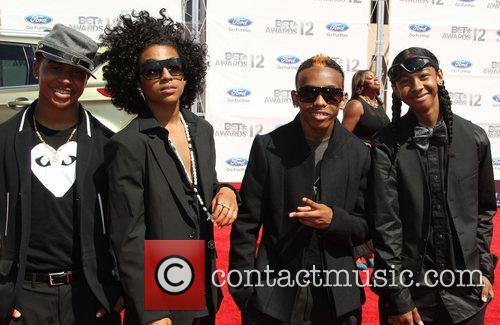 Mindless Behavior and Bet Awards