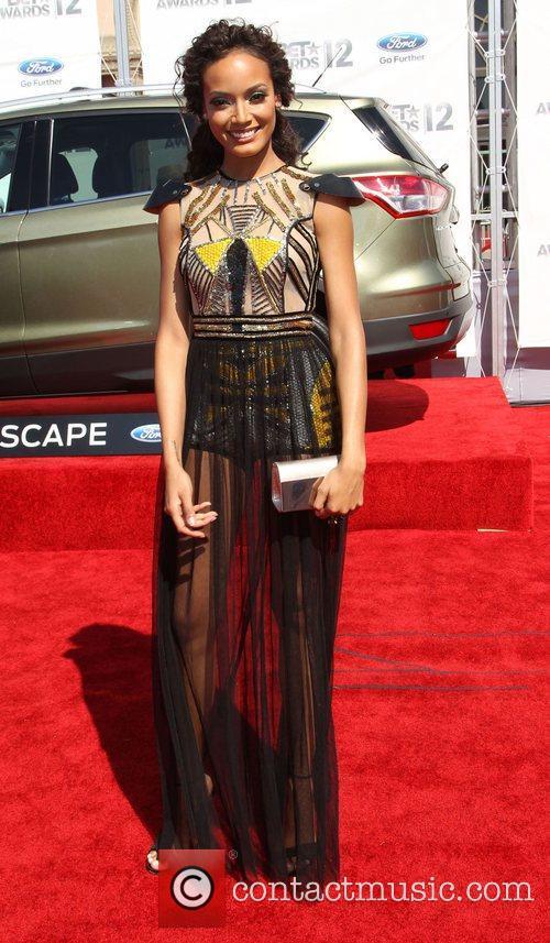 Selita Ebanks 2012 BET Awards at The Shrine...