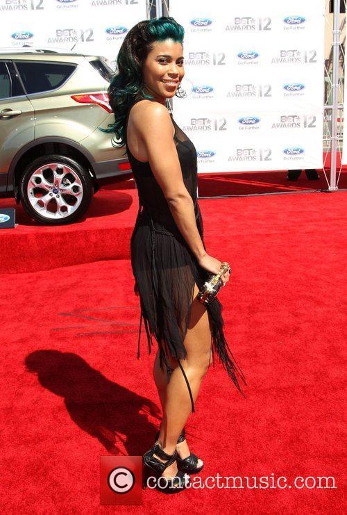 Sofi Green 2012 BET Awards at The Shrine...