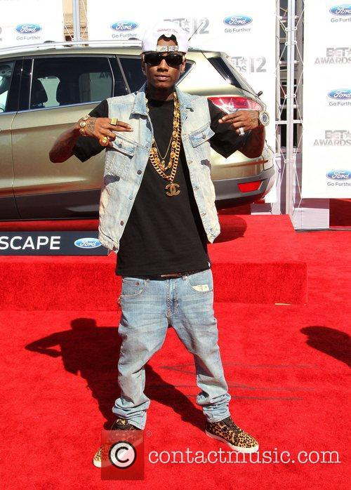 Soulja Boy and Bet Awards 4