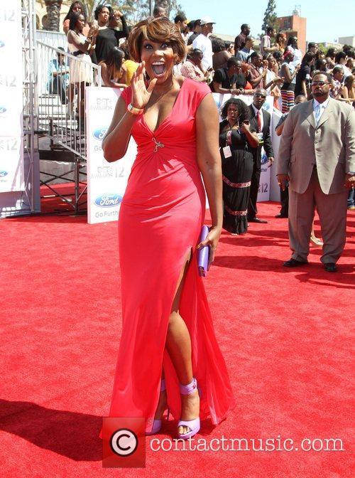 Yolanda Adams 2012 BET Awards at The Shrine...